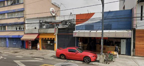 Imagen 1 de 1 de Local Comercial En Calle Eje 8 Sur, José María Rico, Del Val