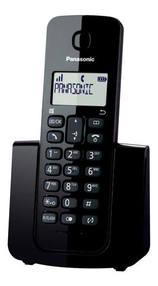 Telefone sem fio Panasonic KX-TGB112LBB preto