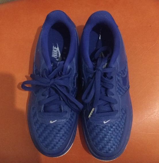 Zapatillas Nike Air Force Azules