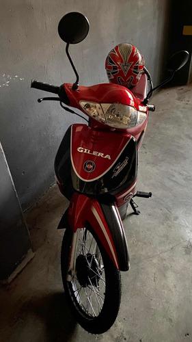 Gilera Smash Automatica 110cc.
