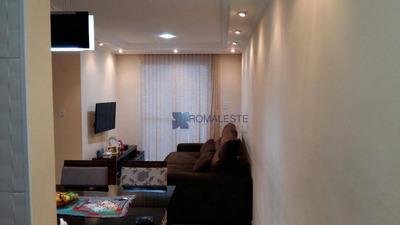 Lindo Apartamento Vila Industrial - Ap0325
