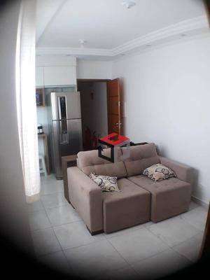 Cobertura Com 2 Dormitórios À Venda, 80 M² Por R$ 280.000 - Vila Vitória - Santo André/sp - Co51179