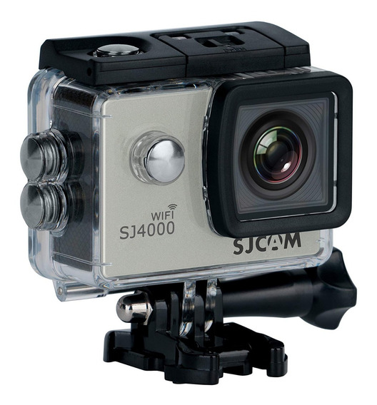 Sj4000 Wifi Original + Microfone Para Capacete By Pato Motos
