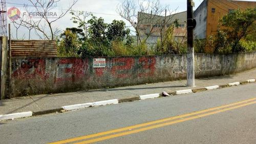 Terreno À Venda, 296 M² Por R$ 215.000 - Centro - Itapecerica Da Serra/sp - Te0077