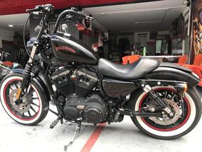 Harley Davidson Iron 883 2012