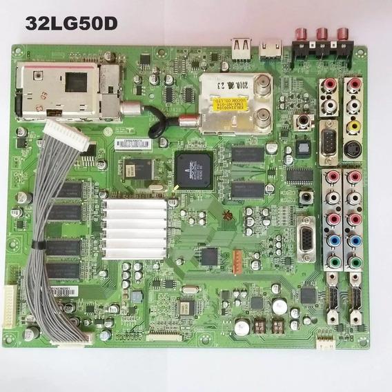 Placa Principal Tv Lg 32lg50d Eax42196903(1)