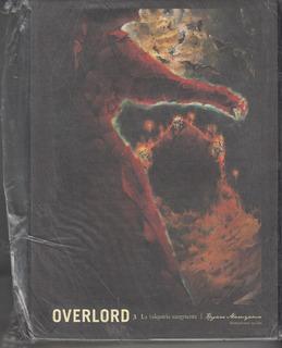 Overlord # 3 La Valquiria Sangrienta Novela Ligera Panini