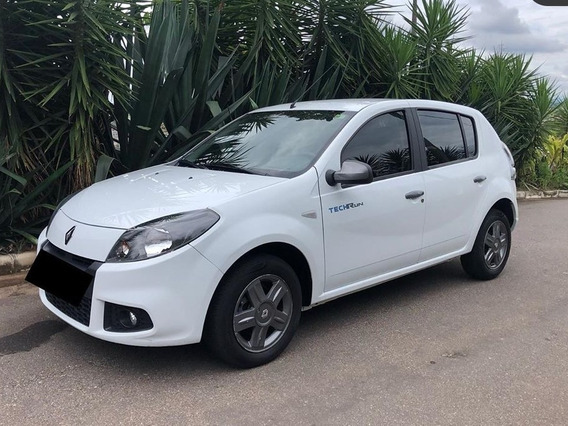 Renault Sandero 1.0 16v Tech Run Hi-flex 5p 2014