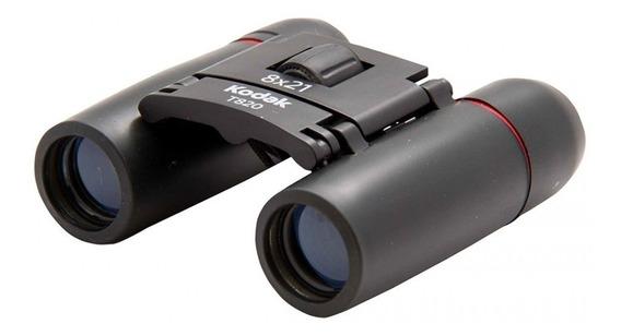 Binóculo Super Compacto Com Zoom 8 X E Lentes De 21 Mm T820