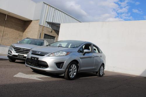 Imagen 1 de 9 de Ford Fiesta 2013 1.6 Se 5vel Sedan Mt
