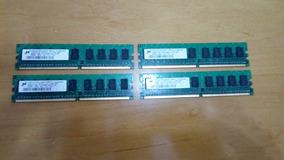4 Memória 256mb Ecc Para Servidor Dell Poweredge 830