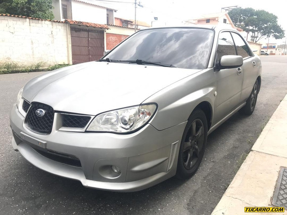 Subaru Impreza Sincronico