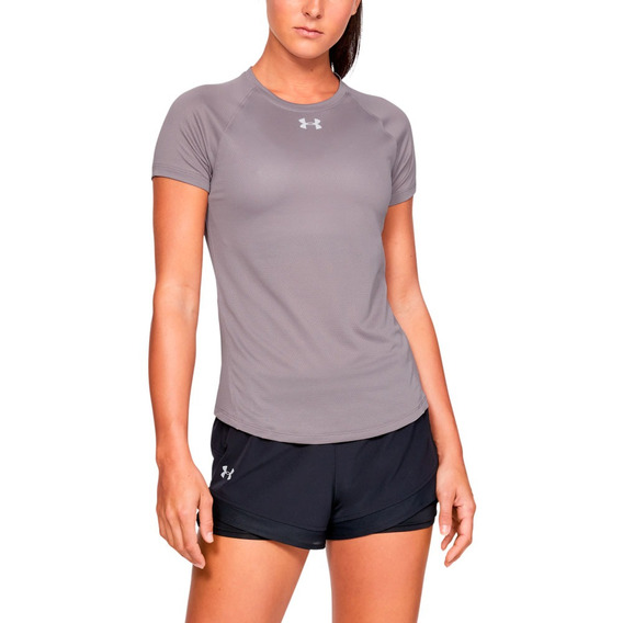 Remera Under Armour Qualifier Mujer