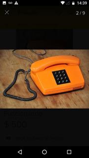 Teléfonos De Mesa Vintage