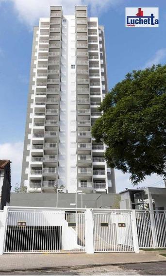 Apartamento Com 2 Dormitórios À Venda, 59 M² Por R$ 560.000 - Chácara Santo Antônio - São Paulo/sp - Ap0361