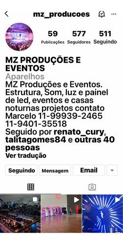 Mzproducoes Empresa De Locação De Equipamentos Para Festas