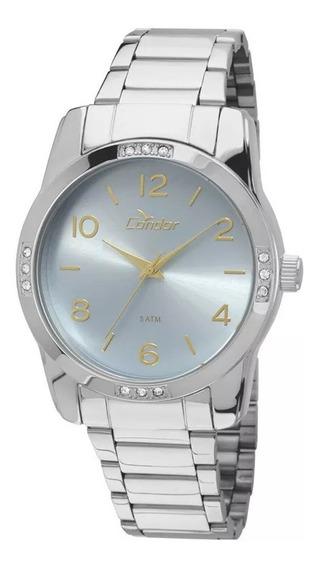 Relógio Condor Feminino Co2035koj/3z C/ Garantia E Nf Lindo E Barato Com Strass