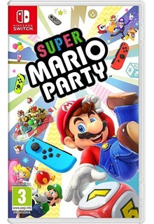 Super Mario Party (nintendo Switch) - Prophone