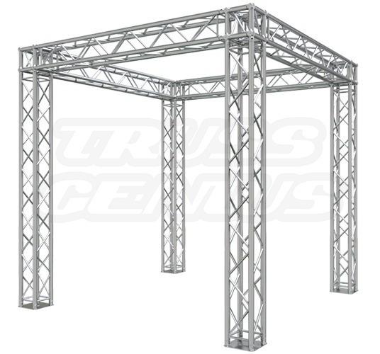 Estructuras Truss, Techo Modelos Varios