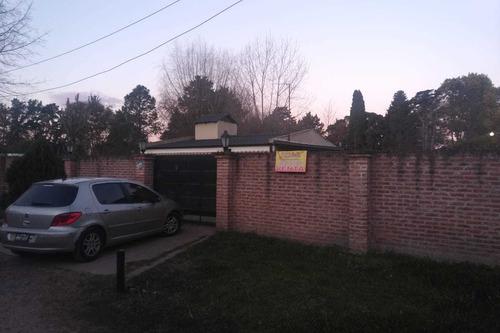 Imagen 1 de 14 de Casa Quinta Gran Lote Ubicacion Tranquila Oferta