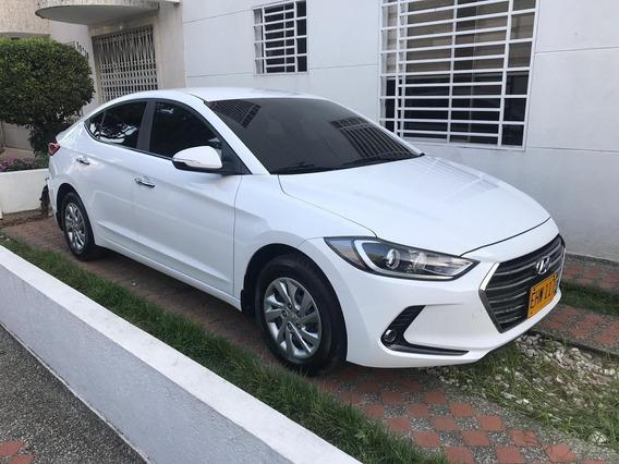 Hyundai Elantra 1.6 Automatico