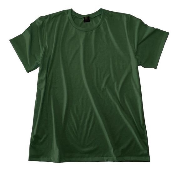 Camiseta Plus Size Gg Ao G8 Alongada Básica Sem Estampa Lisa