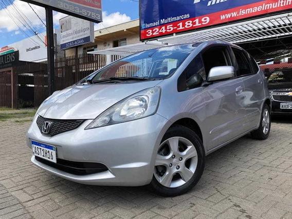 Honda Fit Lx 1.4 16v Flex Aut.