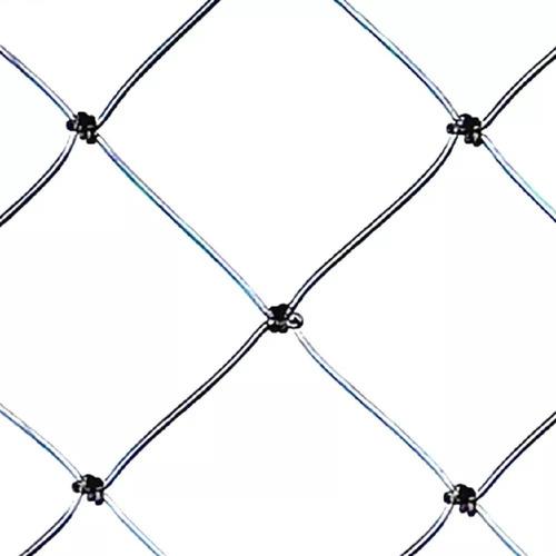 Imagen 1 de 9 de 10.m2 Red Para Balcon 1.mm Malla Redes Proteccion Uv Ventana