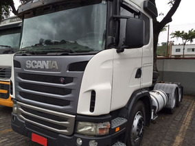 Scania Scania 124 420 6x2 3 Unidaes Com Arcondicionado