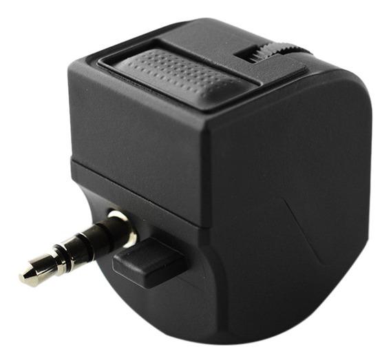 Volume Mute Fone Auditivo Control Adaptador Para Ps4 Dualsho