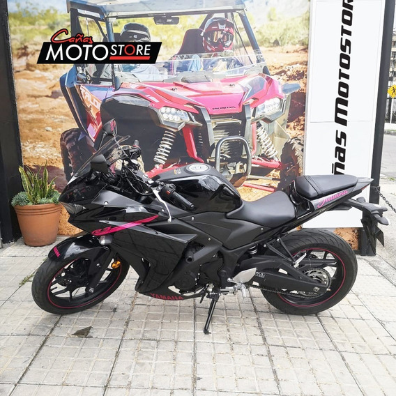 Yamaha Yzf R3 Negra 2016