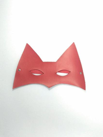 Máscara Magia Vermelha