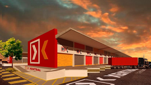 Imagen 1 de 11 de Bodega A-21 Nueva En Central De Abasto