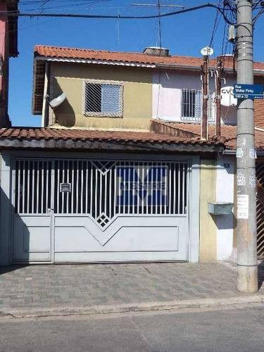 Imagem 1 de 10 de Sobrado Com 2 Dormitórios À Venda, 90 M² Por R$ 400.000,02 - Cocaia - Guarulhos/sp - So0036