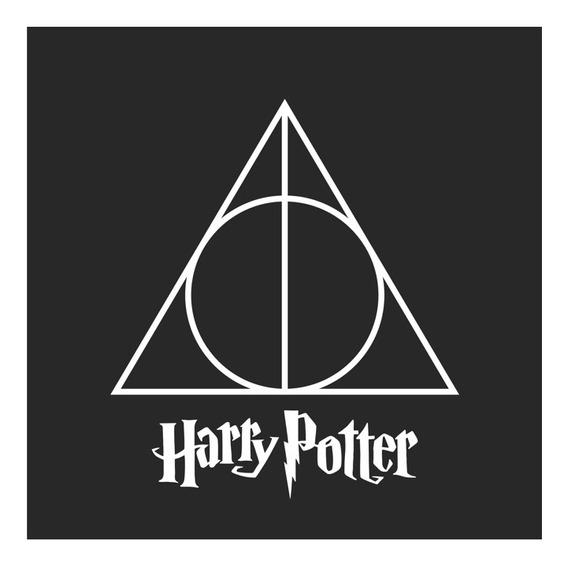 Quadro Harry Potter Relíquias Da Morte - Wall Street Posters