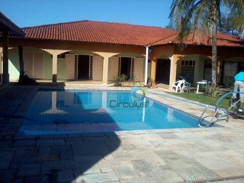 Casa Com 4 Dormitórios À Venda, 440 M² Por R$ 990.000 - Jardim Recreio - Ribeirão Preto/sp - Ca0184