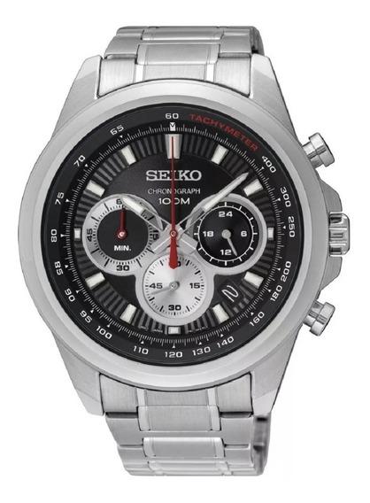 Relógio Seiko Masculino Cronógrafo Original Ssb241b1 P1sx