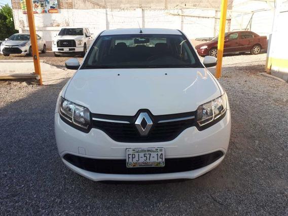 Renault Logan Expression 2016 1.6 L. Ta