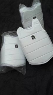 Protetor De Torax Karate Shigo Original - P,m.g