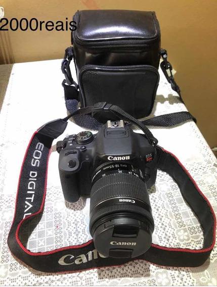 Câmera Fotográfica T5i
