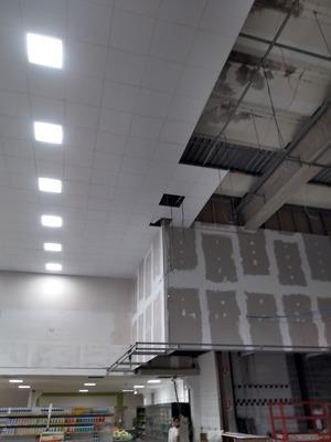 Forro Modular E Divisórias Drywall