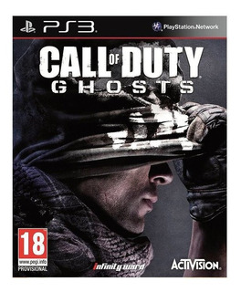 Call Of Duty Ghost + Mapa Gratis Ps3 Digital