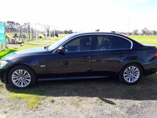 Bmw Serie 325 , Autom 2010, 6 Cilindros 218hp -negro