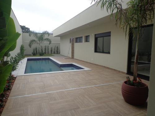 Casa Residencial À Venda, Jardim Shangri-lá, Bauru - Ca0876. - Ca0876