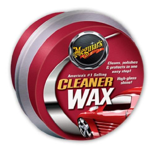 Imagen 1 de 4 de Meguiars Cera En Pasta Cleaner Wax
