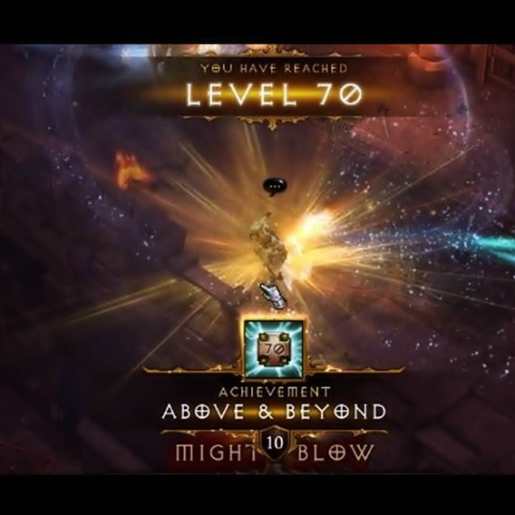 Diablo 3 - Ps4 - Seus Personagem Nível 70 + 1000
