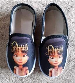 Sapatinho Infantil De Personagens - Poliana