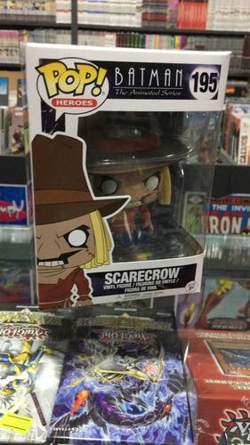 Funko Pop! Scarecrow # 195