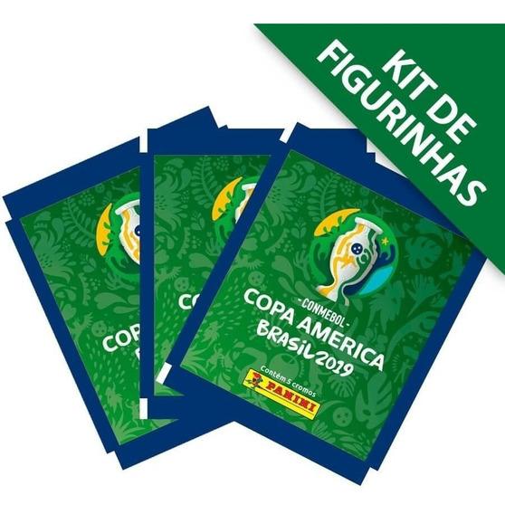 Kit Envelopes Conmebol Copa América 2019:12 Envelopes