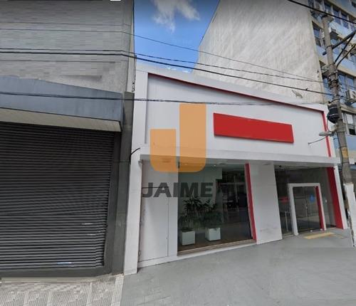 Casa Comercial Para Locação No Bairro Vila Buarque Em São Paulo - Cod: Ja17616 - Ja17616
